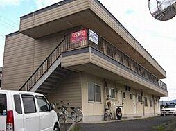ハイツ川崎[1階]の外観