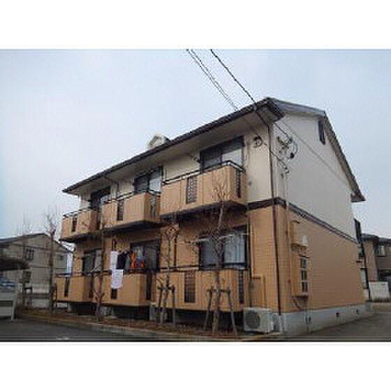 グランドール東和田A棟[2階]の外観