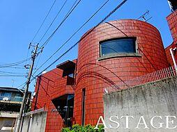 東京都杉並区永福2丁目の賃貸マンションの外観