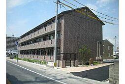 レジデンスTamaya B[1階]の外観