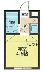 【敷金礼金0円!】バス ****駅 バス 中江公園前停下車 徒歩2分