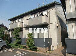 マ メゾン・ヤハタ B[2階]の外観
