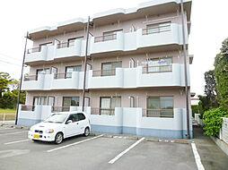 静岡県磐田市駒場の賃貸マンションの外観