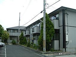 大阪府東大阪市北石切町の賃貸アパートの外観