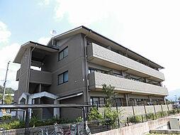 ウィステリア四番館[1階]の外観
