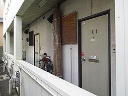 コーポサンルート[103号室]の外観