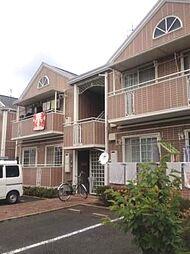 東京都練馬区南大泉2丁目の賃貸アパートの外観