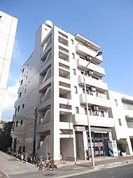 千葉県千葉市中央区登戸3丁目の賃貸マンションの外観