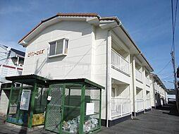 ビバリーヒルズI[1階]の外観