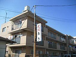 鈴喜マンション[2階]の外観
