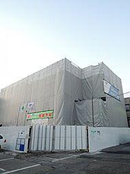 神奈川県川崎市川崎区渡田4丁目の賃貸マンションの外観