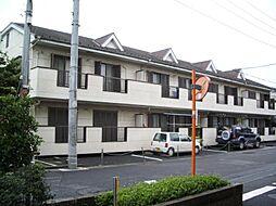 エクセレントスズキA棟[2階]の外観