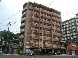 福岡県北九州市門司区旧門司1丁目の賃貸マンションの外観