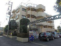 東京都小平市鈴木町2丁目の賃貸マンションの外観