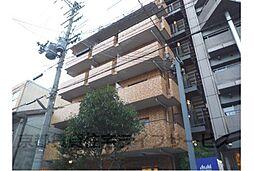 ライオンズマンション京都三条第二603[6階]の外観