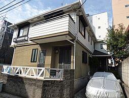 [テラスハウス] 東京都目黒区鷹番1丁目 の賃貸【/】の外観