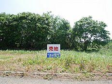 土地面積は約132.29m2(約40坪)の整形地です。