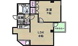 桃谷駅 4.4万円