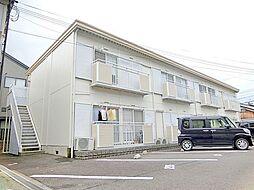 滋賀県草津市青地町の賃貸アパートの外観