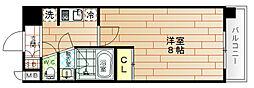 スプランディトIII[6階]の間取り