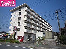 愛知県愛知郡東郷町大字和合字牛廻間の賃貸マンションの外観
