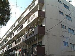 タウンハイツ1号棟[2階]の外観