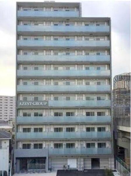 AZEST北千住[4階]の外観