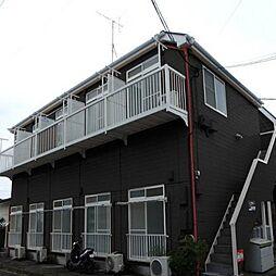 神奈川県相模原市南区相模台6丁目の賃貸アパートの外観