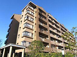 ラミーユ勝田台ハイライズイーストヒル[2階]の外観