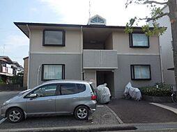 兵庫県尼崎市武庫之荘本町2丁目の賃貸アパートの外観