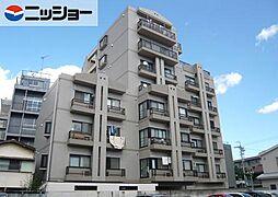 飯田ビル[3階]の外観