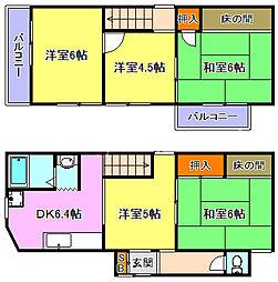 江井ヶ島駅 5.0万円
