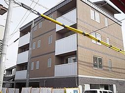 京都府京都市左京区下鴨芝本町の賃貸マンションの外観