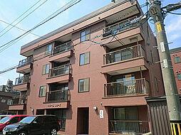 北海道札幌市東区北三十五条東10丁目の賃貸マンションの外観