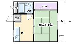 鞍馬口駅 4.9万円