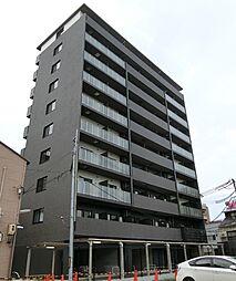 レオンヴァリエ大阪ベイシティ[803号室]の外観