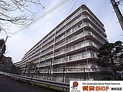 津田沼スカイハイツ[2階]の外観