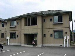 シャーメゾンKura B棟[B201号室]の外観