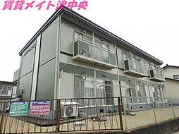三重県津市牧町の賃貸マンションの外観