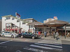 西武池袋線「清瀬」駅 638m