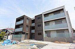 大阪府交野市倉治6丁目の賃貸マンションの外観