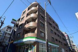 ドムス東栄[2階]の外観