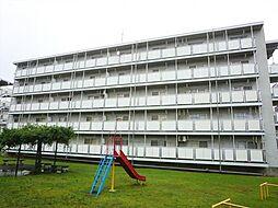ビレッジハウス古和釜6号棟[3階]の外観