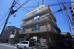 兵庫県神戸市兵庫区下祇園町の賃貸マンションの外観
