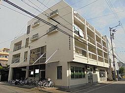 愛媛県松山市木屋町3丁目の賃貸マンションの外観