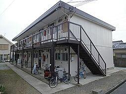 ローズマンション[1階]の外観