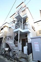 兵庫県神戸市灘区岸地通1丁目の賃貸アパートの外観