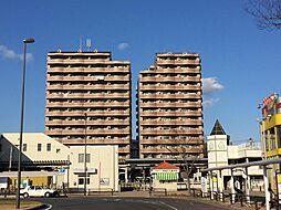 パインズマンション君津イーストタワー[1103号室]の外観