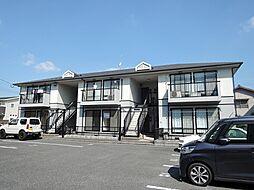 福岡県北九州市八幡西区穴生1丁目の賃貸アパートの外観