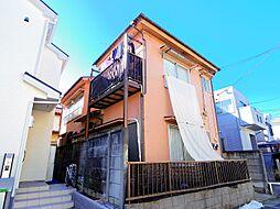 [テラスハウス] 東京都練馬区貫井3丁目 の賃貸【/】の外観
